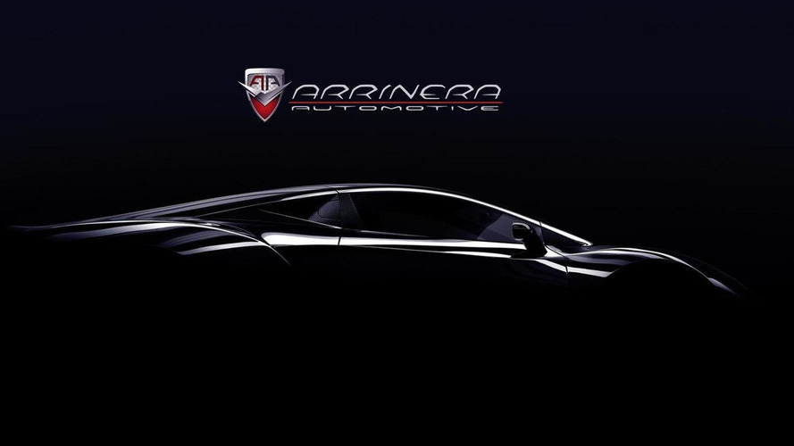 Arrinera supercar gets teased in production form
