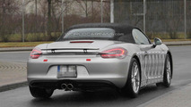 2012 Porsche Boxster spy photo