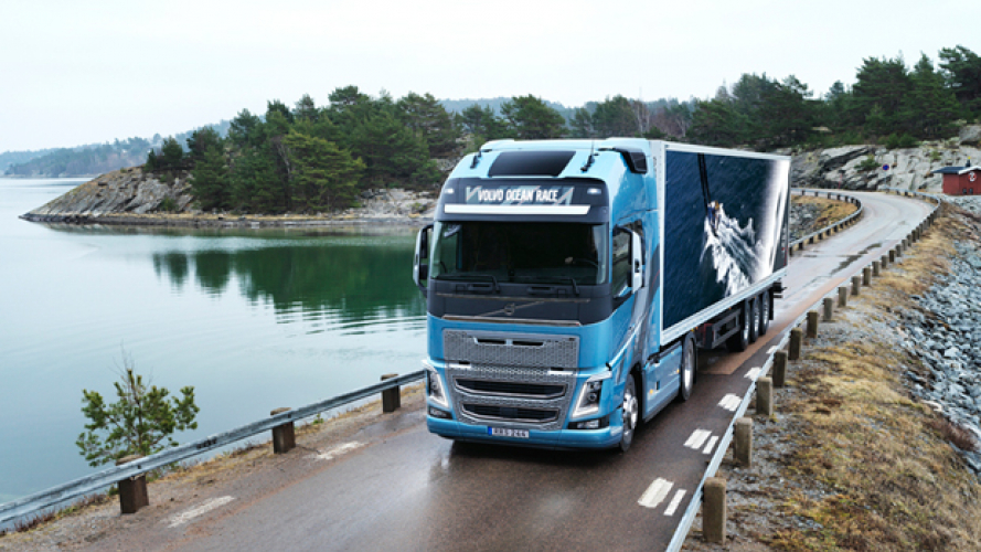 Volvo Trucks FH Ocean Race Limited Edition 2017-2018