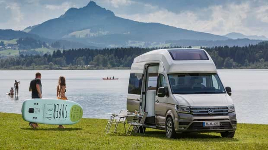 Volkswagen California XXL, il camper van definitivo [VIDEO]