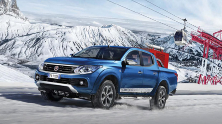 Fiat Fullback open for Holidays