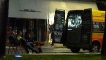 Cannes in a van