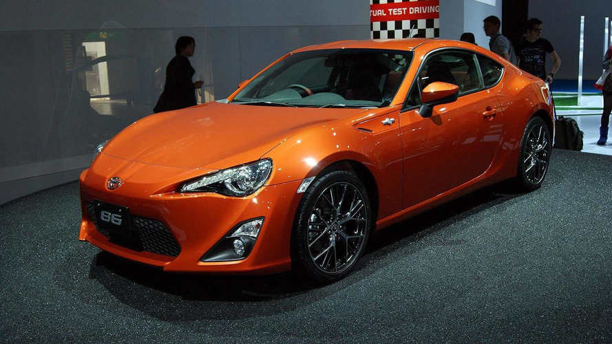 Toyota GT 86 could get naturally-aspirated 250 bhp 2.5-liter engine - report