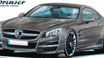2013 Mercedes SL by Lorinser 12.1.2012