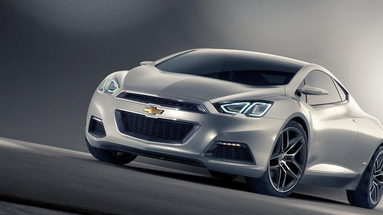 Chevrolet Tru 140S concept 09.01.2012