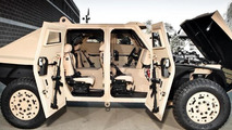 Fed Alpha fuel-efficient military vehicle by Ricardo 11.10.2011