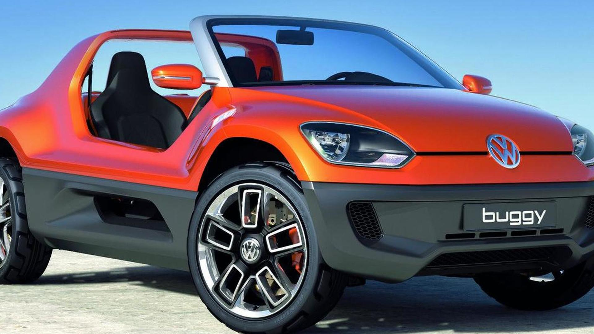 volkswagen buggy up concept could be headed for