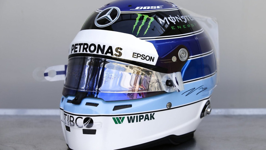 Valtteri Bottas To Honor Mika Hakkinen With Monaco Helmet