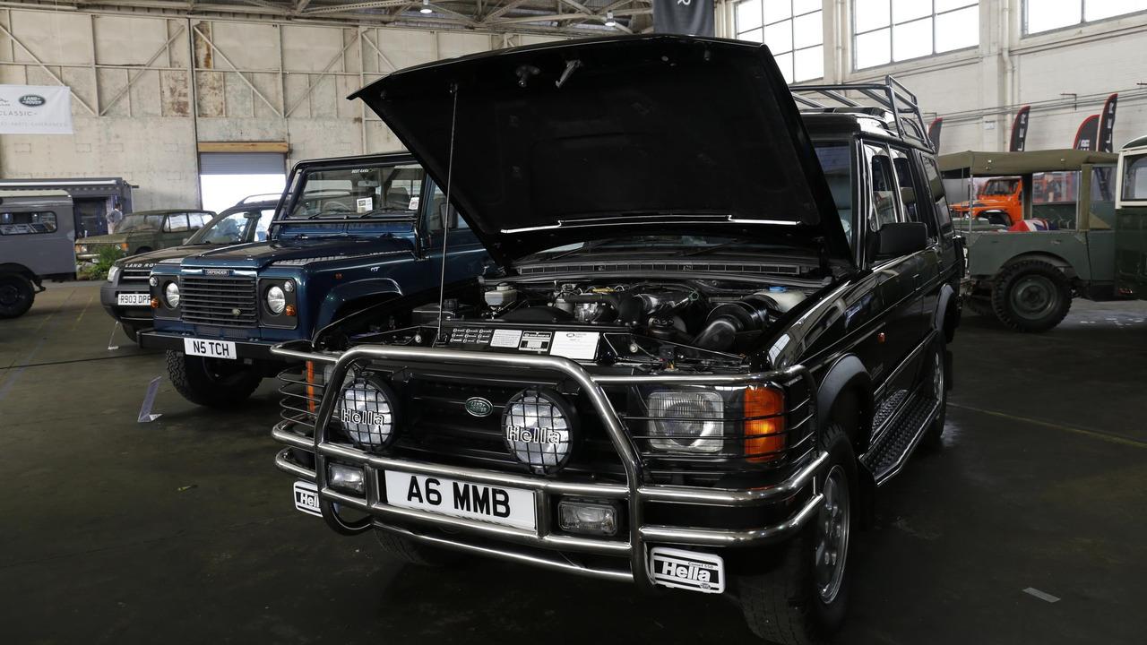 Most original vehicle