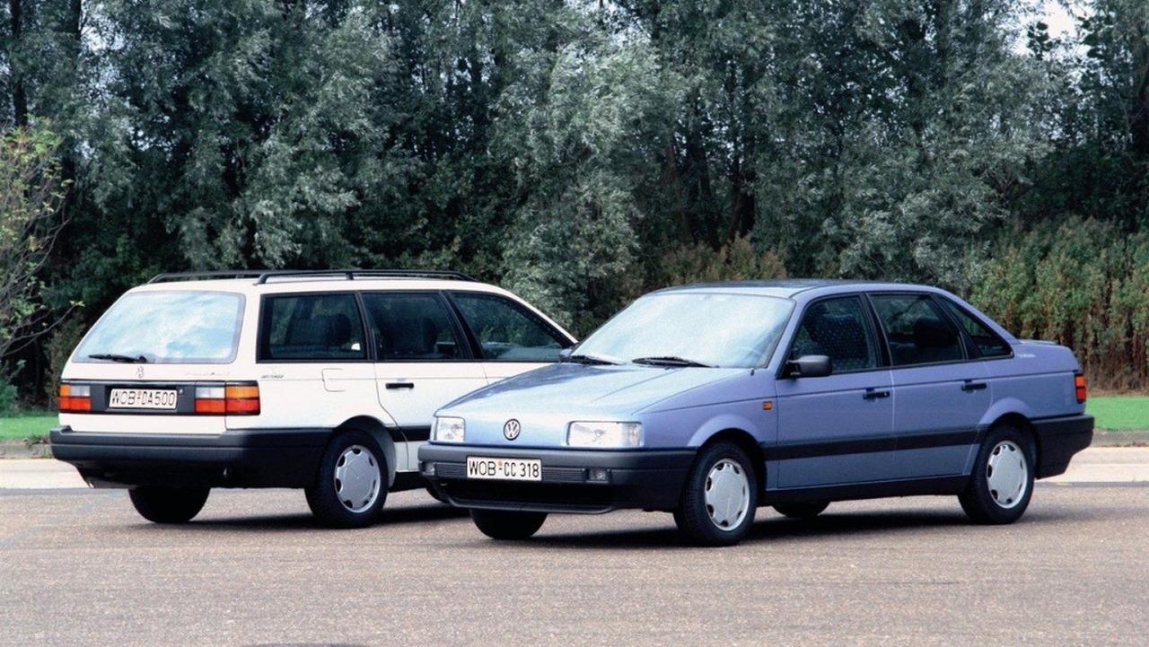 Volkswagen Passat B3 (1988 - 1993)