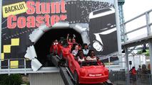 Backlot Stunt Coaster - Kings Island
