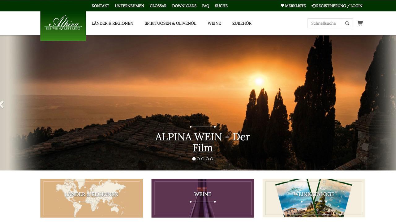 Alpina Wine