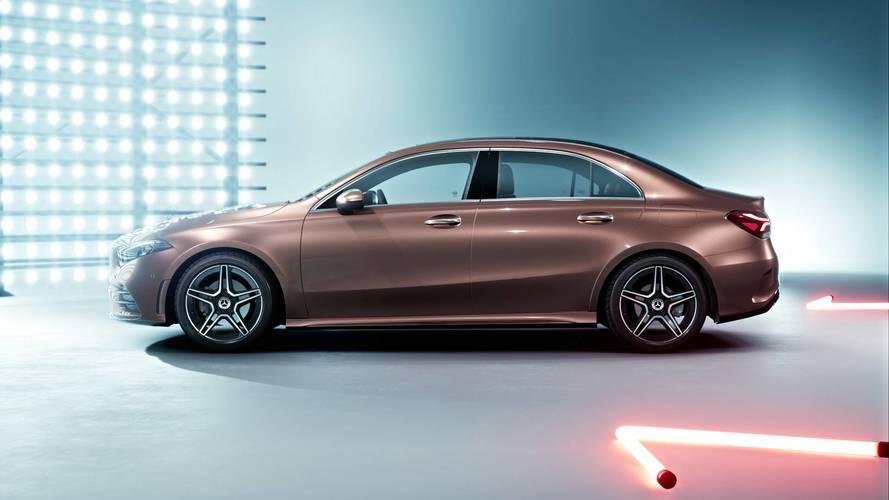 Mercedes-Benz Clase A 2018, versión alargada