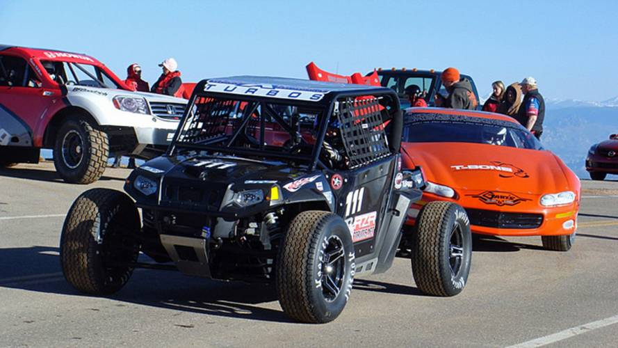 Pikes Peak to Preclude Dirt Track-type Vehicles