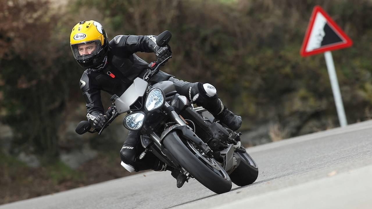 2017 Triumph Street Triple RS –First Ride
