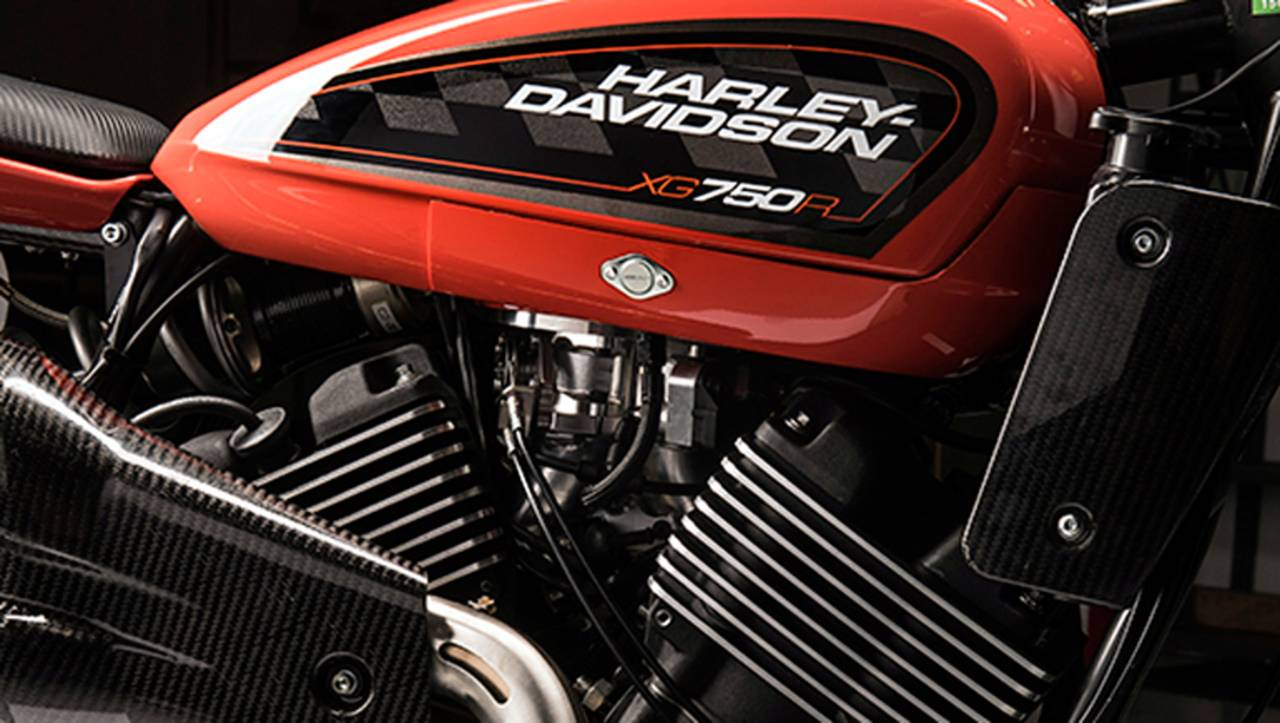 Harley-Davidson Team To Race XG750R Flat Tracker
