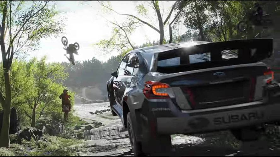 E3 Forza 4 Horizon Trailer Hints at Motorcycle Content