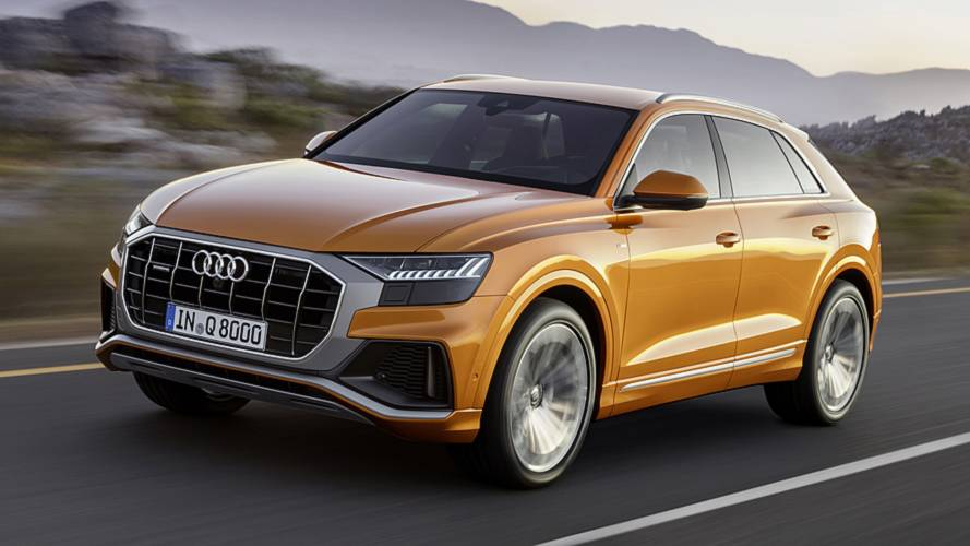Audi Q8 gains two V6 engines in Europe