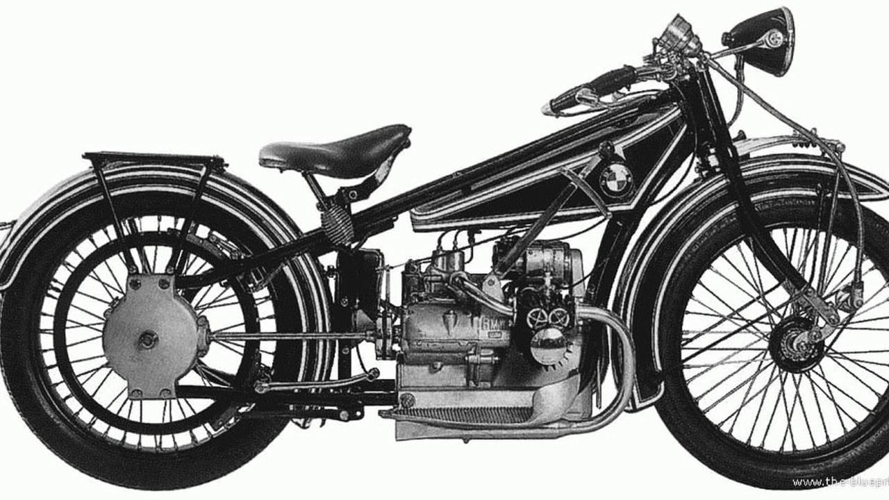 Shaft Drive Chopper : Motorcycle history shaft drive