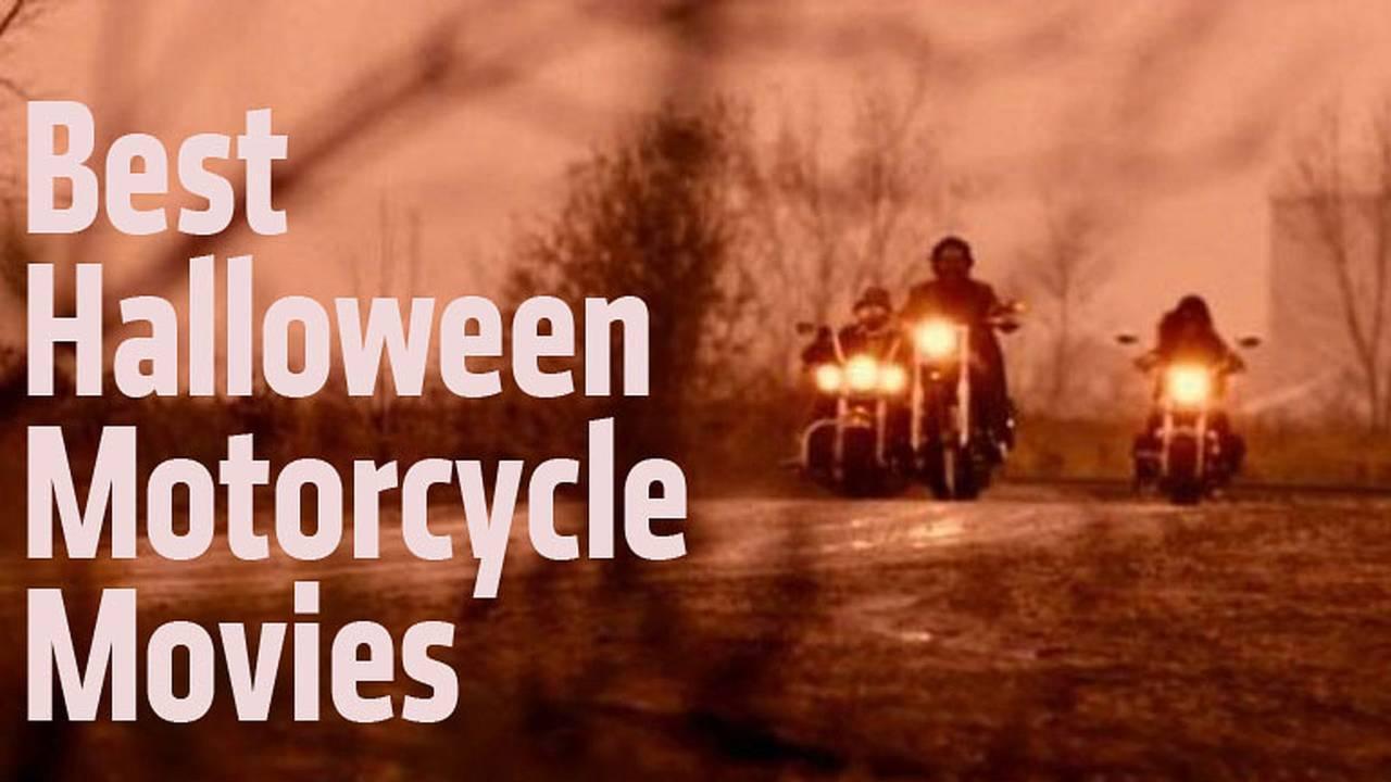 Best Halloween Motorcycle Movies