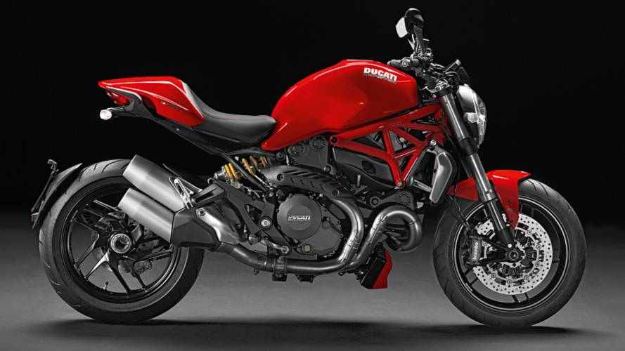 First Official Photos and Specs: 2014 Ducati Monster 1200