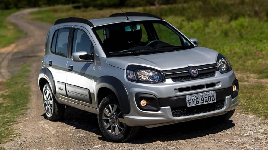 Fiat Uno retoma motor 1.3 e versão aventureira Way; preços sobem