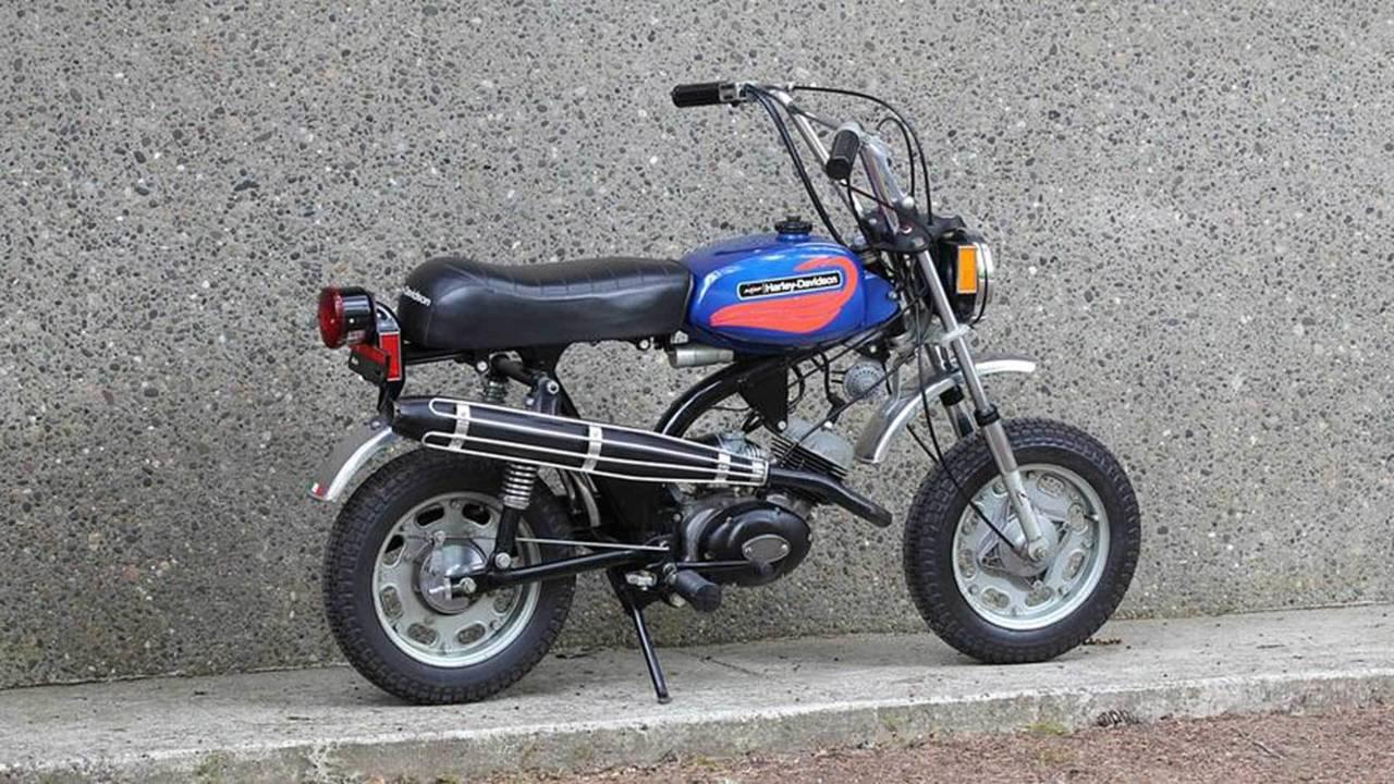 Harley-Davidson MC-65 Shortster