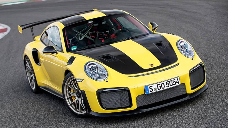 Elsüllyedt hajó miatt kezdte újra a 911 GT2 RS sorozatgyártását a Porsche