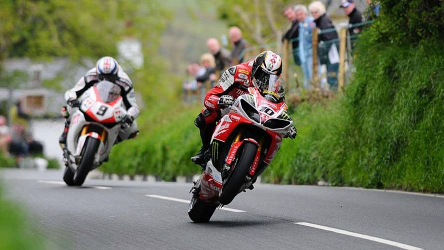 Sea, Sheep, Sky, and Sharp Corners - The Isle of Man TT