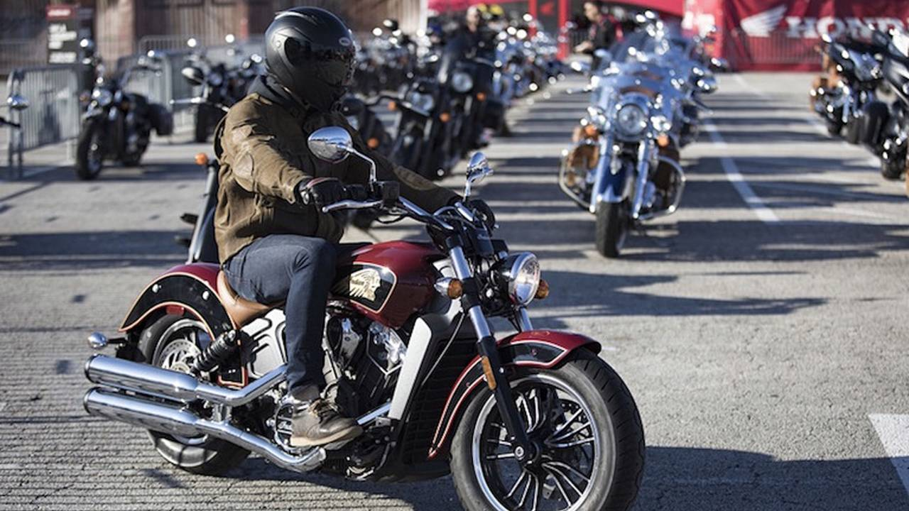 Indian Motorcycle Announces Plans for Daytona Bike Week