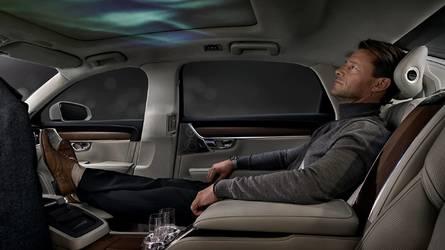 Volvo S90 Ambience Concept: relájate y disfruta