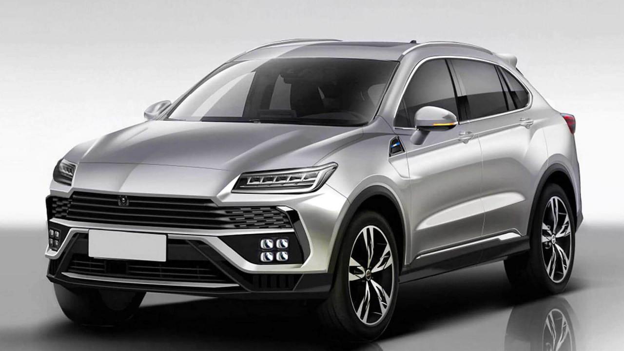 China-SUV sieht aus wie Lamborghini Urus