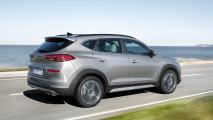 Hyundai Tucson mit Mildhybridsystem