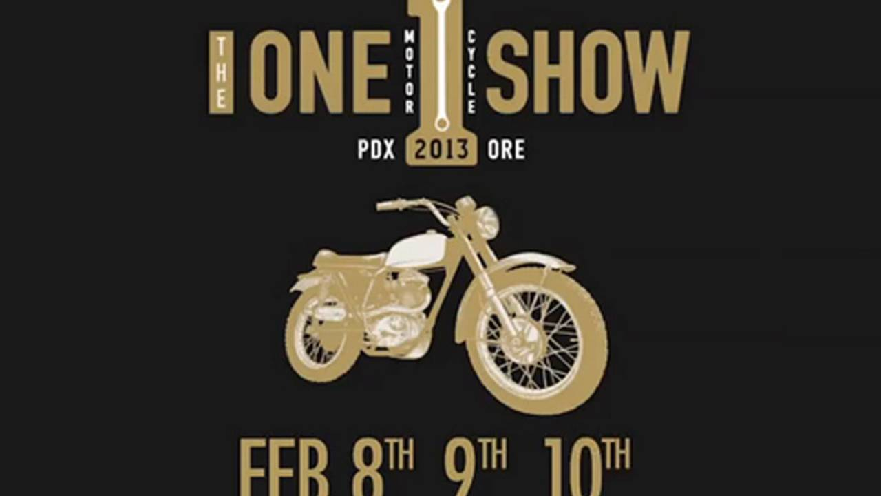 Come to Portland's The One Motorcycle Show