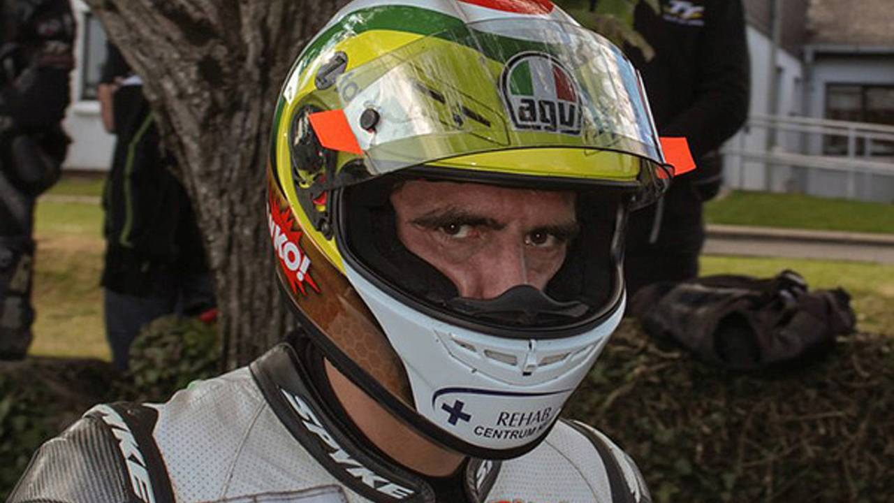 Hungary's only real road racer