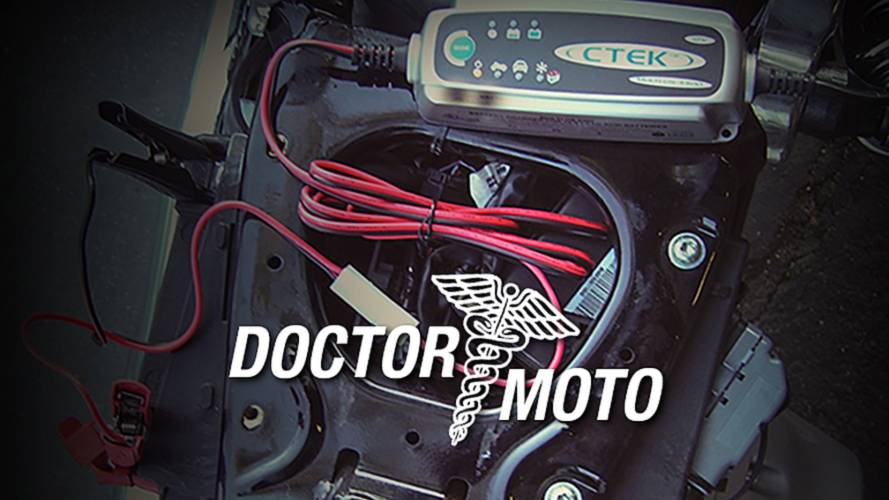 Dr. Moto Presents: Battery Maintenance