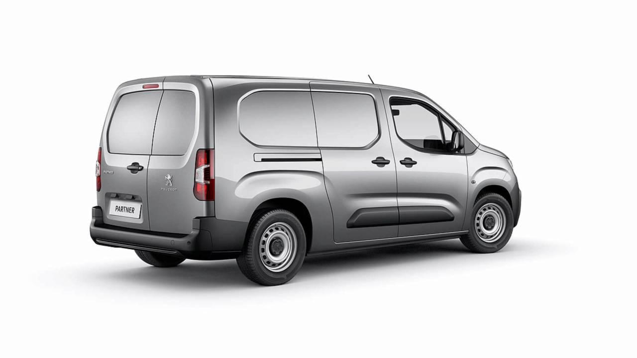 2019 Peugeot Partner Citroen Berlingo Opel Combo Vans Revealed