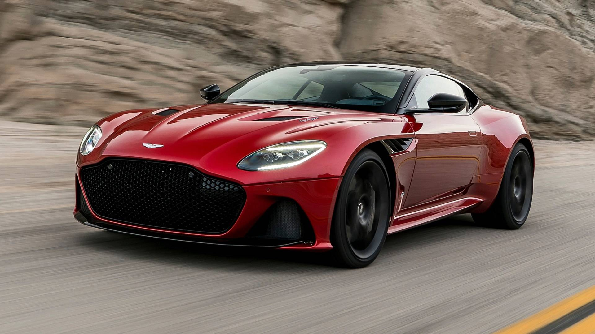 Aston Martin Dbs Superleggera Is A V12 Flagship Monster