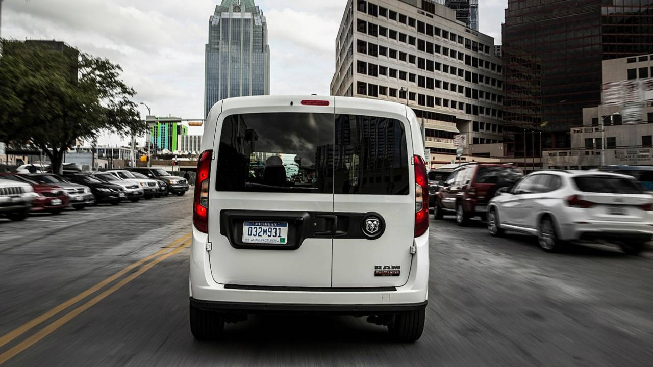 2019 Ram ProMaster And ProMaster City Vans Thoroughly Updated