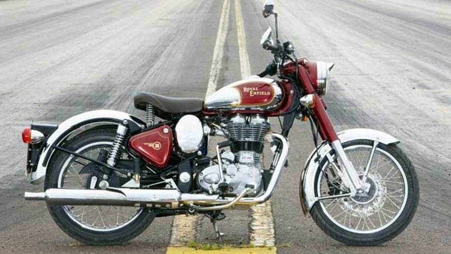 Indian Dealers Offer Royal Enfield