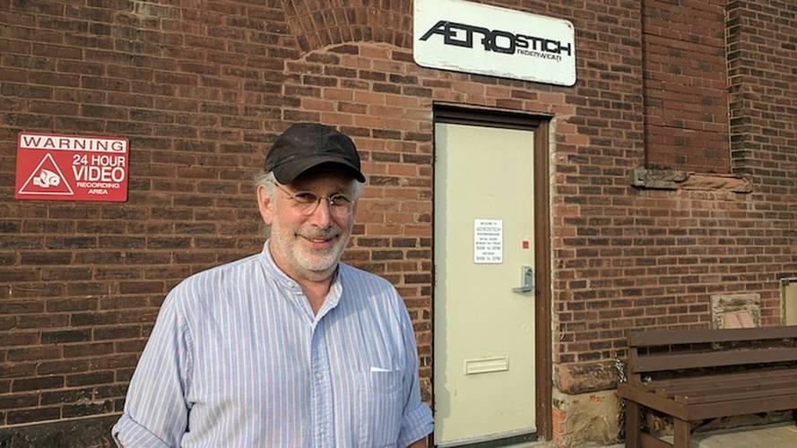 Andy Goldfine: Motorcyclist, Aerostich Founder, Inspiration