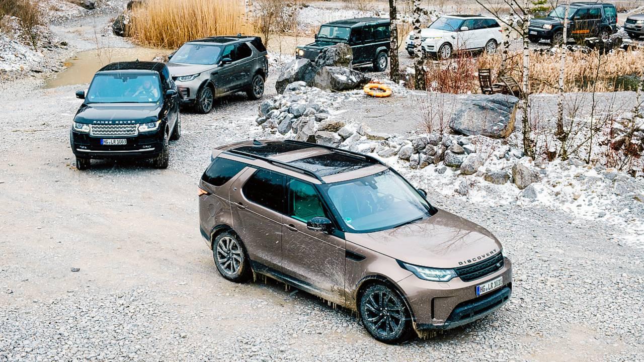Absteiger-Marken: Land Rover & Co.