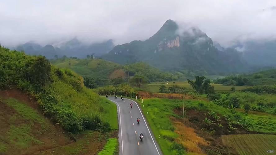 MotoGeo Explores Thailand Aboard a Ducati Multistrada 950