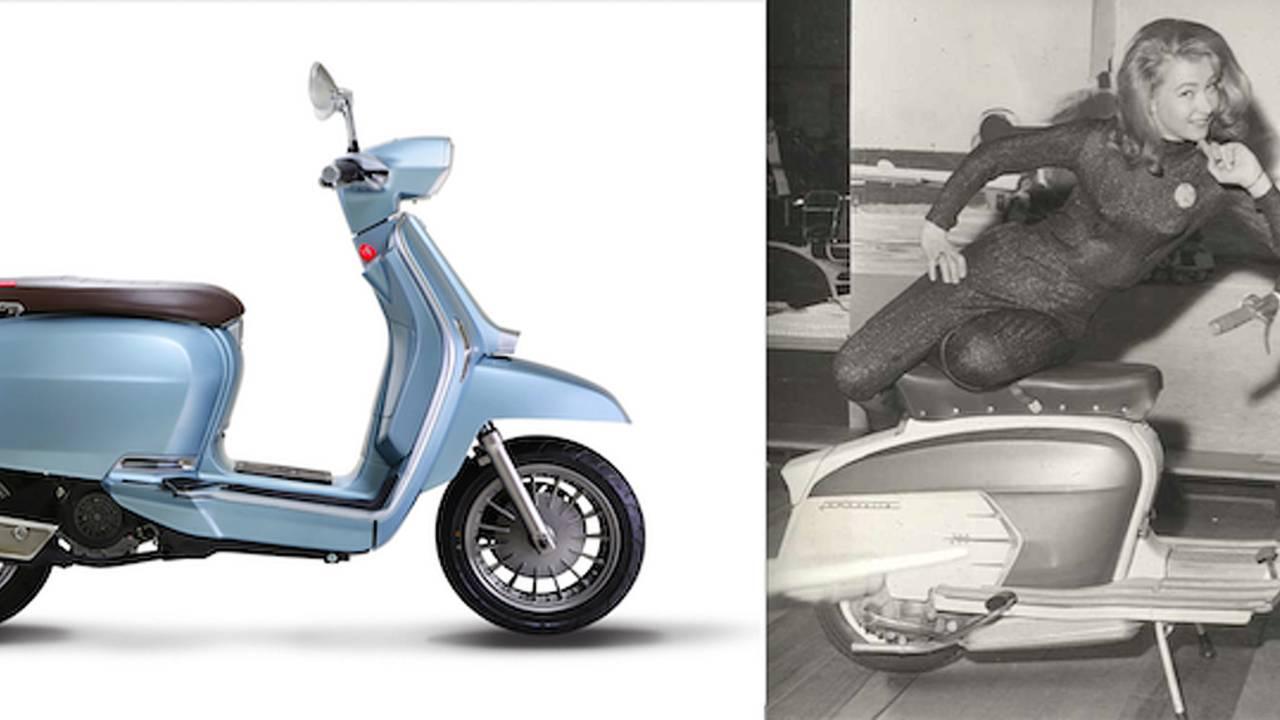 The Return of an Icon: Lambretta V-Special