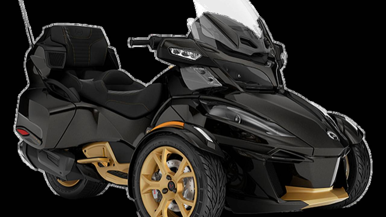 Can-Am Celebrates Spyder's 10th Anniversary