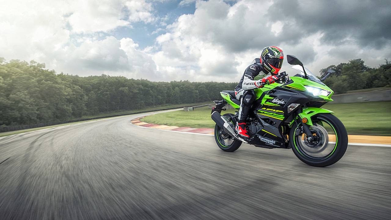 Kawasaki Pulls Cover Off New Ninja 400
