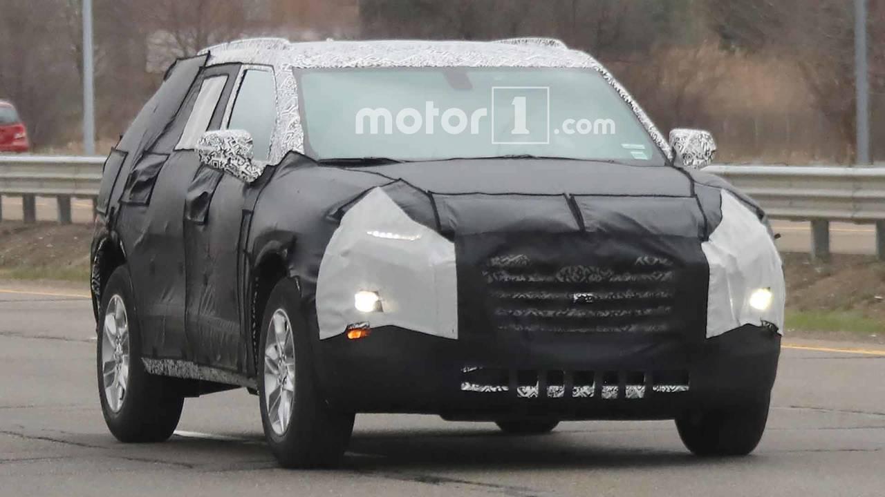 Chevrolet Blazer Casus Fotoğraflar