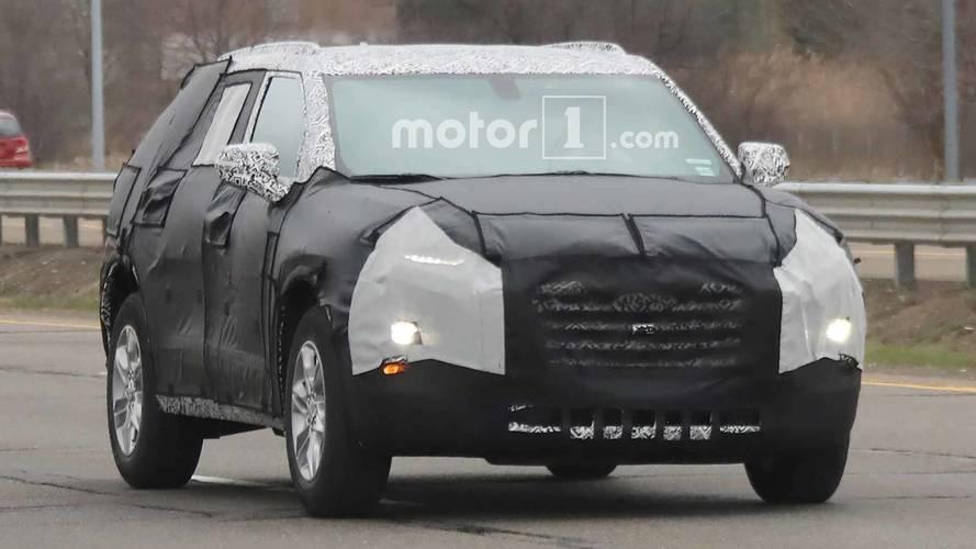 Chevrolet Blazer yollarda görüntülendi