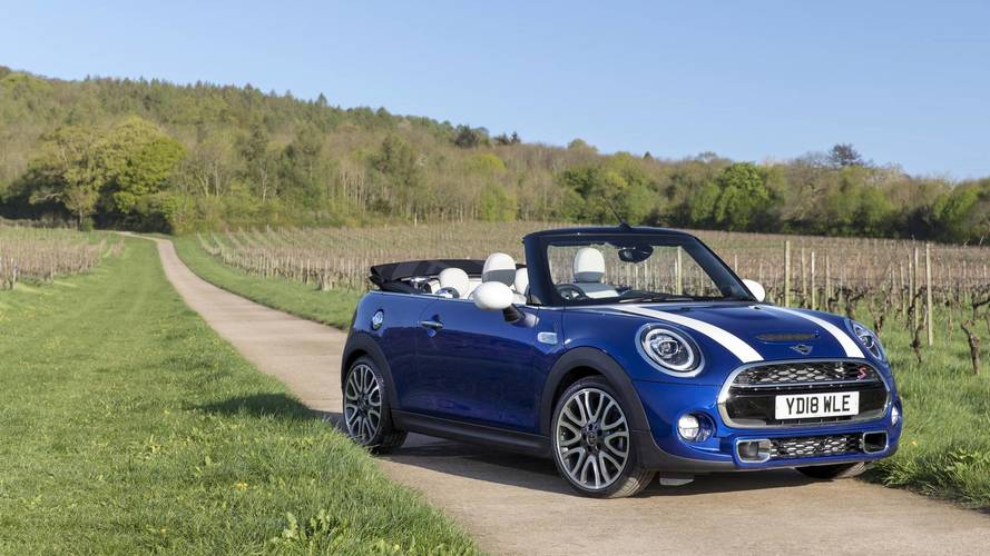 Mini celebrates convertible milestone