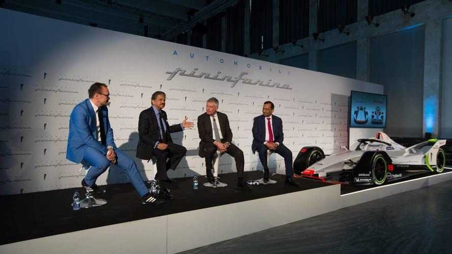 Pininfarina annonce le lancement d'une hypercar électrique pour 2020